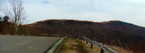 Red Spruce Knob Trail