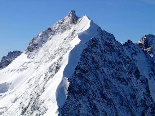 Piz Bernina - Biancograt 4049m