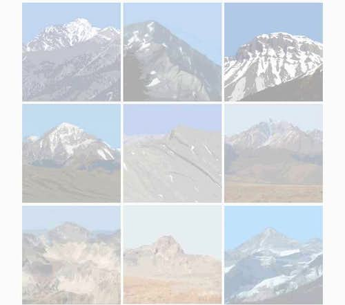 Idaho's Highest Peaks