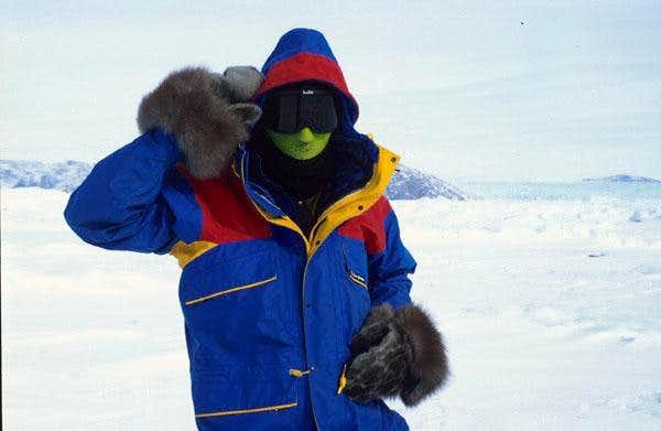 Equipment for minus 45°C
