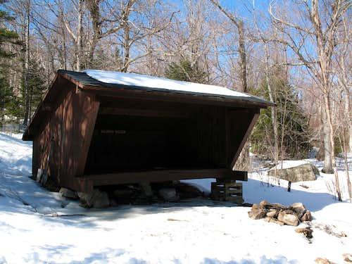 south baldface shelter