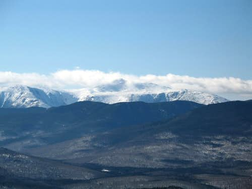 Mt Washington from South Baldface