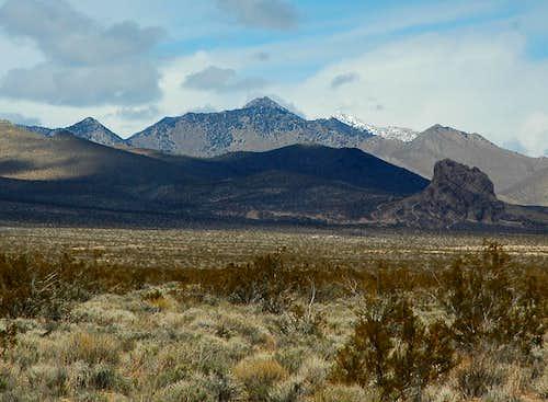 Morris Peak