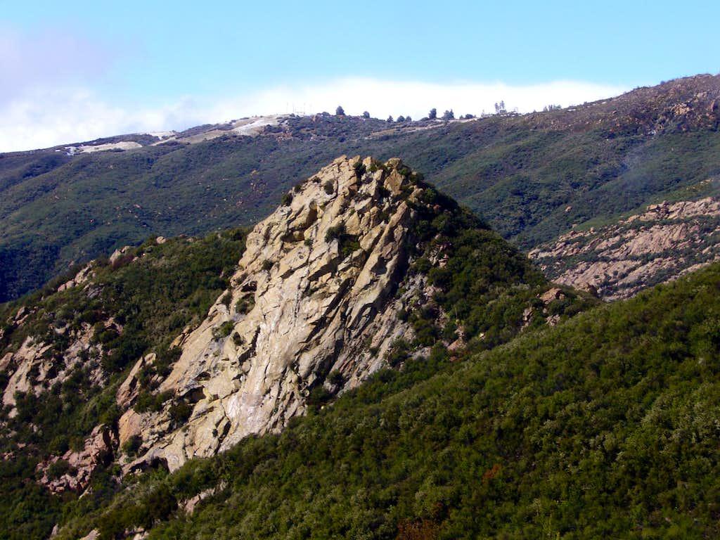 Cathedral Peak Summit Tooth