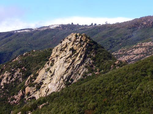 Cathedral Peak (Santa Barbara)