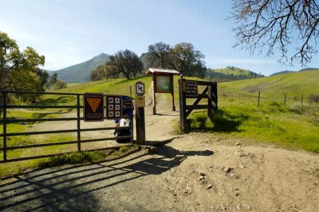 Regency Gate of Mt Diablo...