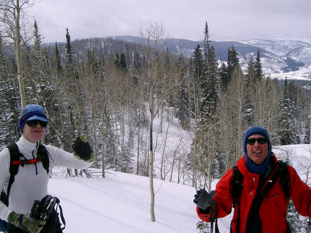 Castle Peak direct SW ridge