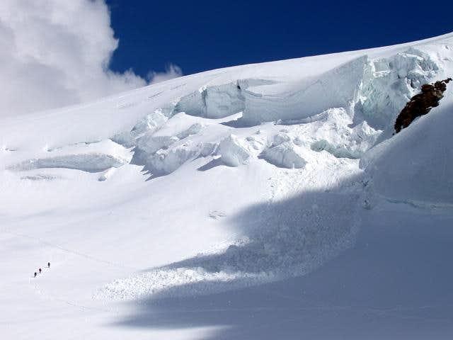 Monte Rosa - Italia (09/2005)