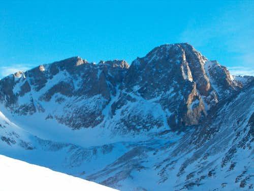 The South Face of Granite Peak