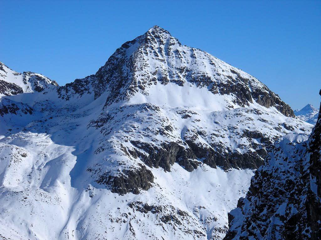 Piz Albana 3100m