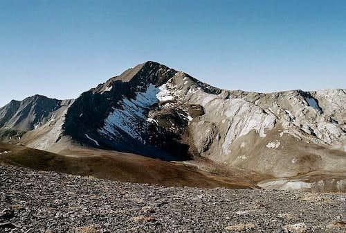 Cusick Mountain