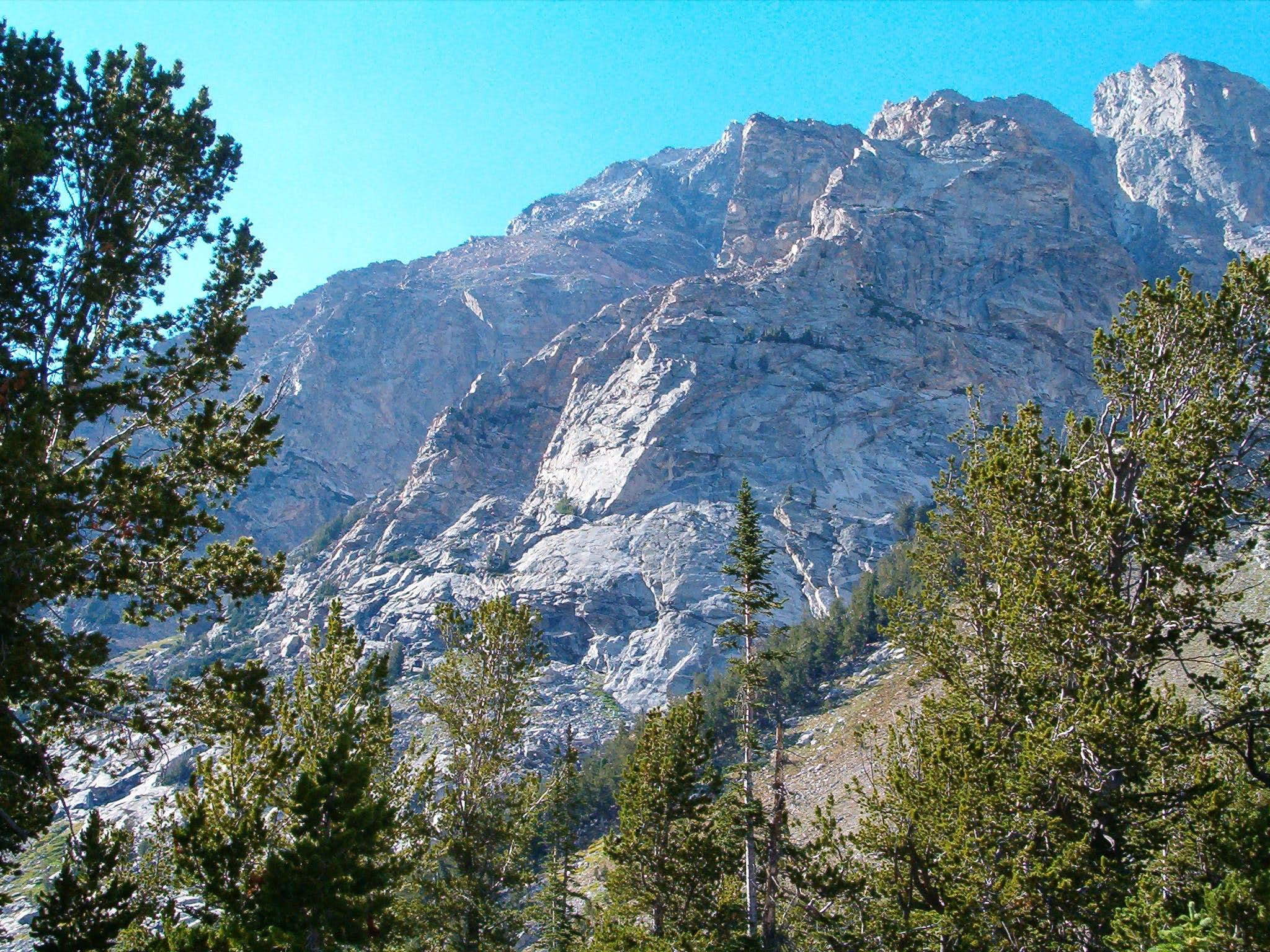Matternought Peak