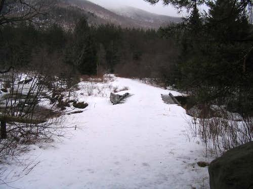 South Meadow Trailheads