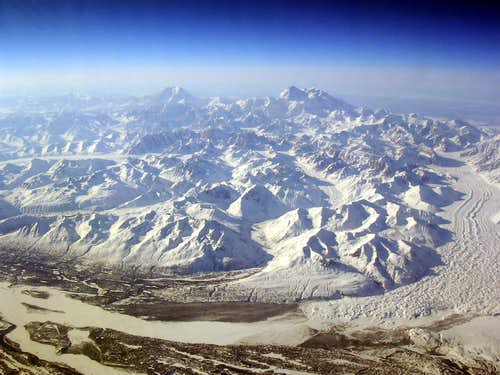 Denali Airphoto