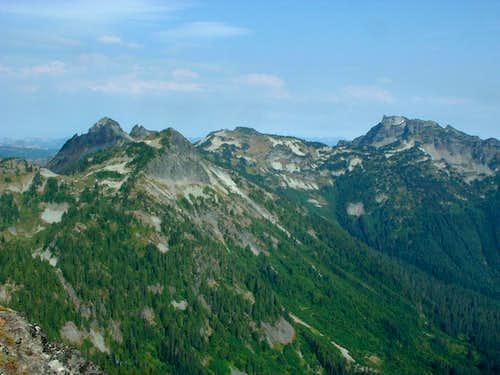 Tatoosh Range