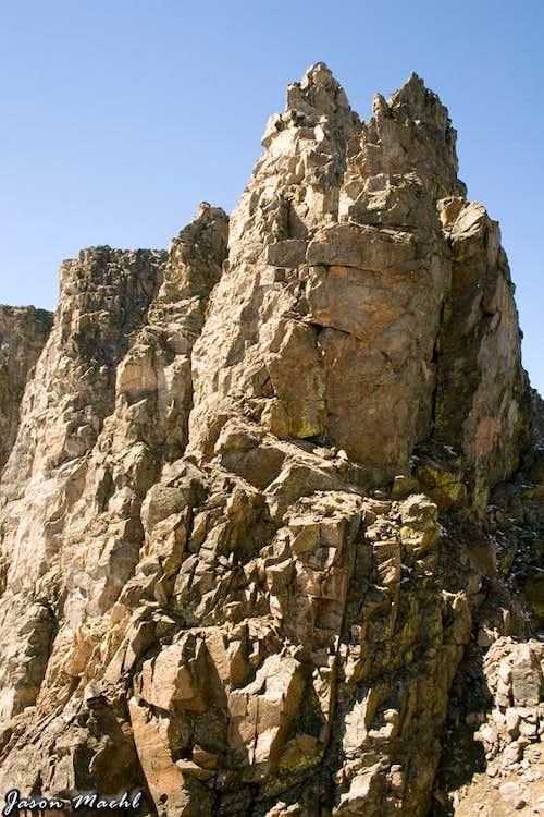 Castle Rock Spire