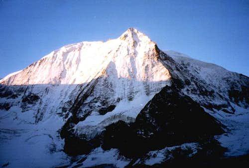 Mont Blanc de Cheilon seen...