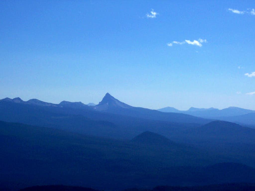 Mt Thielson..
