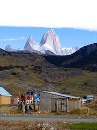 View from El Chalten