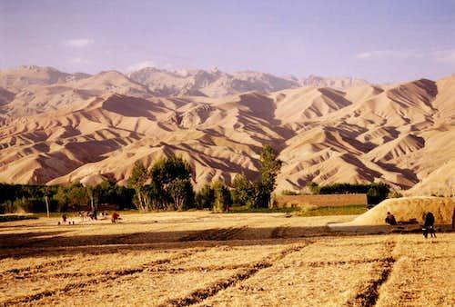 Koh-e Baba mountains
