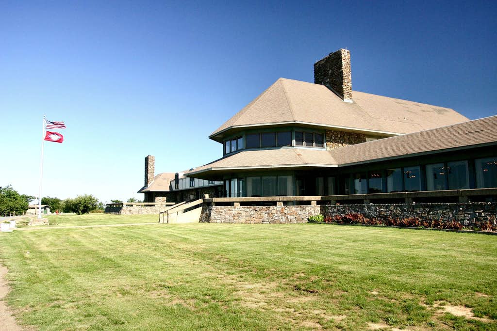 Queen Wilhelmina Lodge