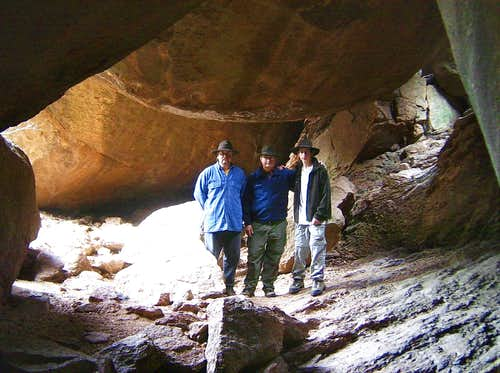 Big Boulder Room, Charon\'s Garden, Wichita Mountains NWR