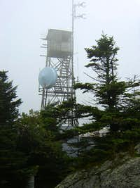 Fire Tower @ Top