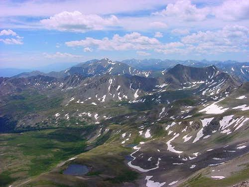 July 7, 2001. From the summit...