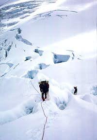Kain Face - Icefall