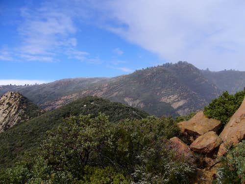 La Cumbre Peak
