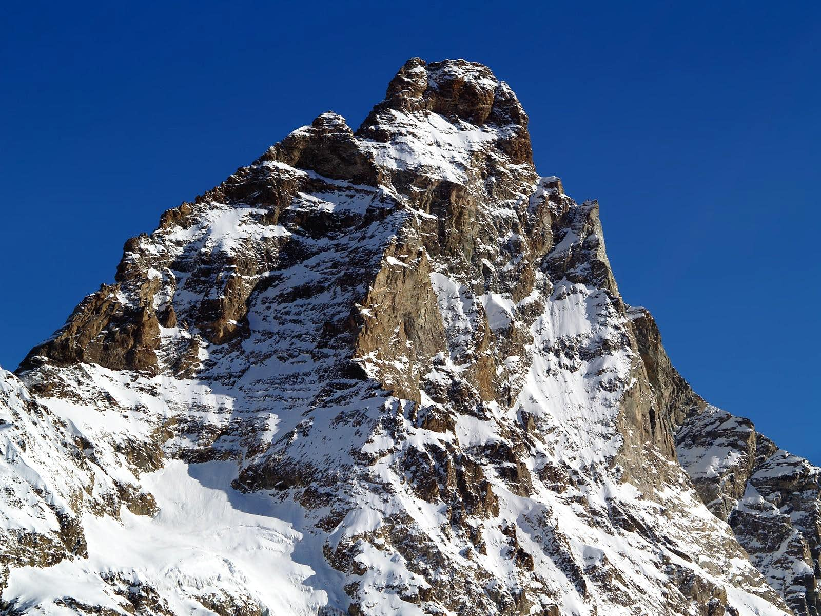 Views of Monte Cervino (Matterhorn)