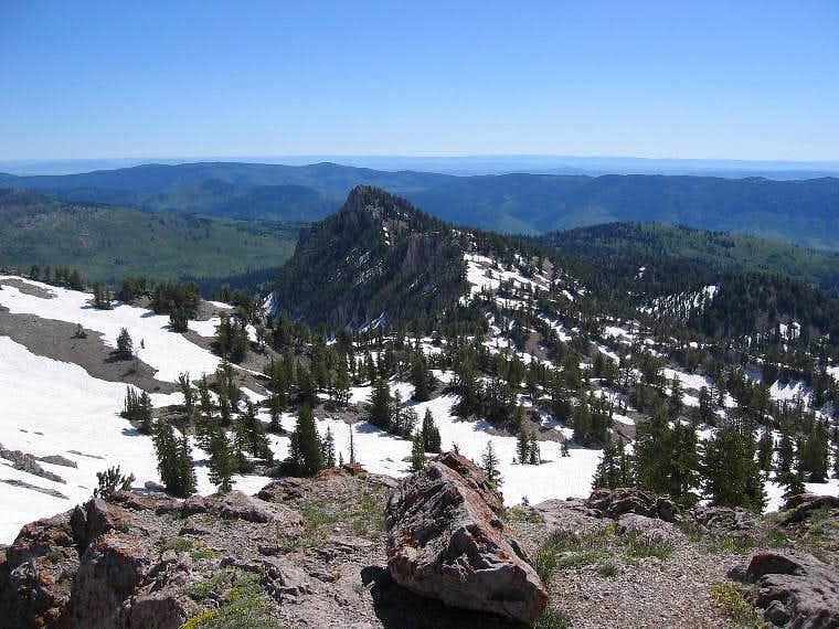 Magog Peak