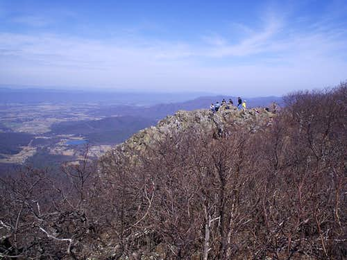 Stony Man's Summit