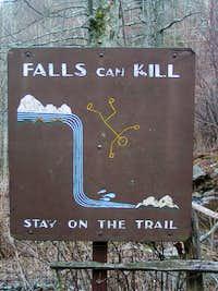 FALLS can KILL