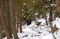 Sample of Ridge trail