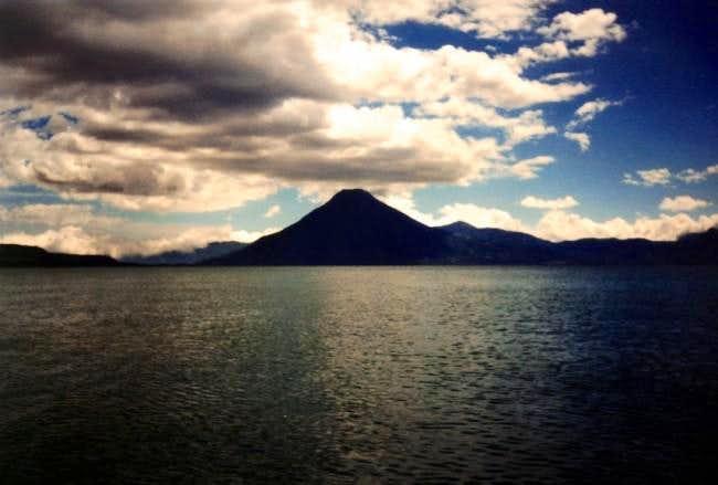 San Pedro Volcano, Picture...