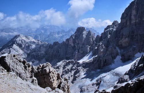 Cristallo Glacier