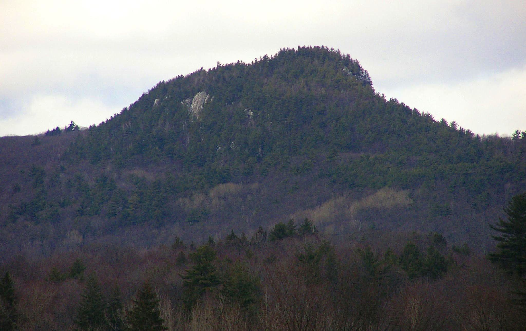 Monument Mountain