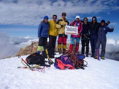 Colombia & Venezuela expedition 2006