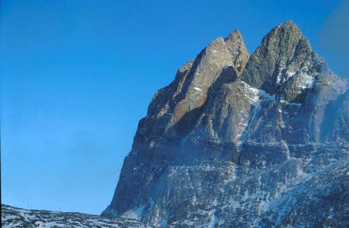 The Uummannaq Rock