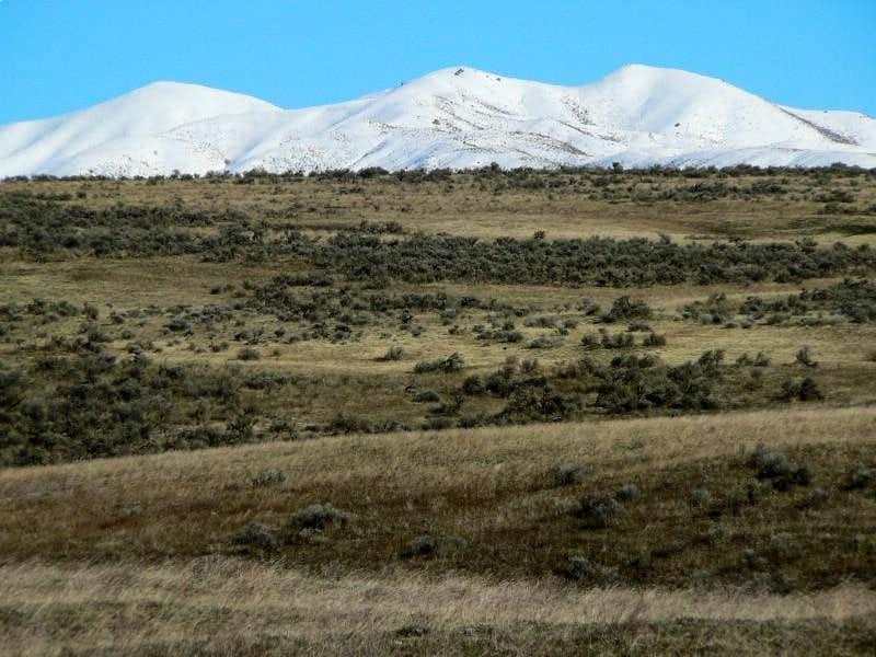 Three Point Mountain