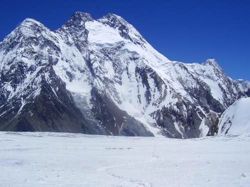 Broad peak (8047m)