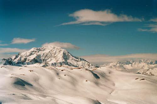 Dome de la Sache 3601m