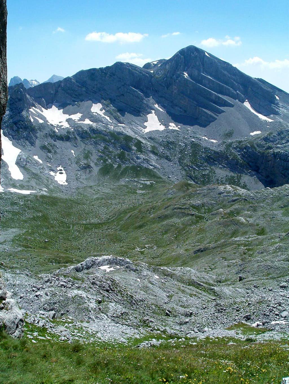 Maja Shnikut, 2554 m