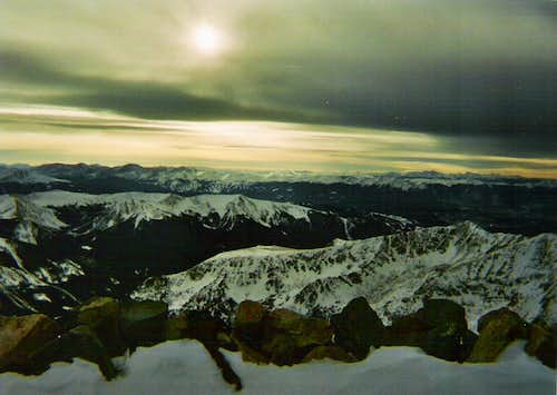 Lessons Learned, Part 1: My First Fourteener