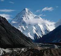 K2 (8611m) Karakarum