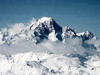 Italian side of Mont-Blanc...