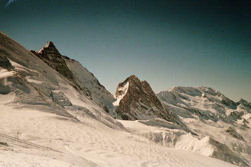 Vanoise Mountains