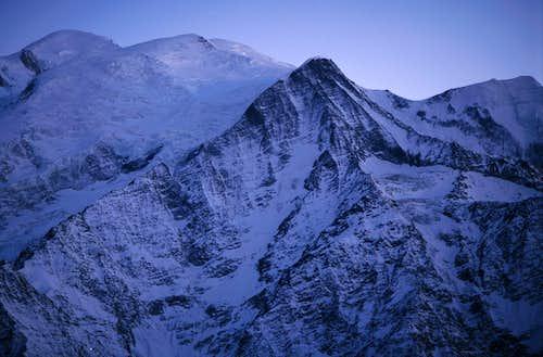 Glacier de la Griaz - Glacier du Bourgeat