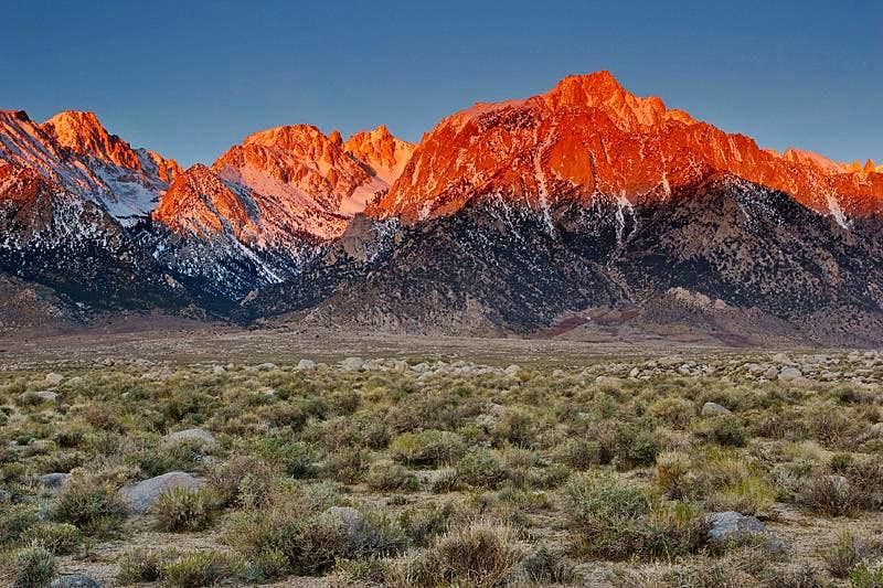 Lone Pine Peak